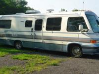 ,,,,1992 Champion Ultrastar RV with only 56,650 miles.