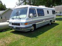 1992 Champion Ultra Star P30 Class A This RV has only