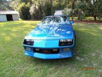 Exceptional condition Z28 Camaro with only 50,000