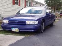 Up For Sale is my 1992 Chevrolet Caprice Station Wagon