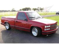 1992 Chevy 454 SS Custom Truck Chevrolet produced a