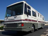THIS RV RUNS GREAT AND IS A REAL PLEASURE TO USE, IT'S