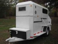 1992 Custom Built 1 Horse - Features include 6'2""