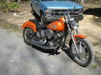 96 custom built motor with lots of looks, sound &