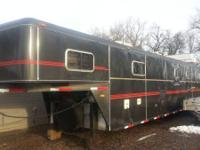 4+ horse trailer with full living quarters, full
