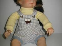 1992 Danbury Mint Doll, styled by Judy Belle. I'm not