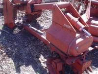 1992 Ditch Witch A450 No Blade Combo Attachment Digging