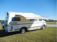 1992 Coach House Class B Motor Home is in great