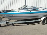1992 Eagle Excel 18SX Fish and Ski Boat  Includes Eagle