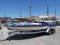 1992 Eliminator Edge 21'- This is a clean well