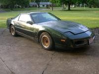 1992 Firebird Formula 2 , 3.1 liter V6 with T-Top &