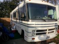 I Have for Sale A 1992 Flair MotorHome by Fleetwood 31