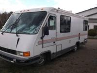 1992 Fleetwood Mallard. 1992 Mallard motor home- The
