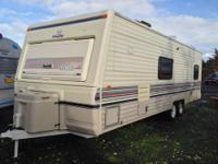This beautiful 1992 Fleetwood Prowler Regal is a