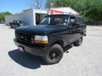 1996 Ford Bronco For Sale In Gladewater Texas Classified