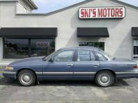 1992 Crown Vic LX 4.6 V8 auto with only 105 K miles