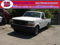 Options Included: Spray-On Liner, Steel Wheels, 2WD,