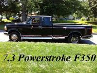 Options Included: N/AThis 1992 Ford F-350 is offered to