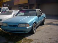 Options Included: N/ASporty and fast! This Mustang