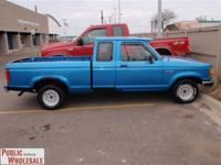 Options Included: ABS Brakes, Rear SpoilerThis 1992