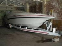 1992 Fountain Sport cruiser model This boat has always
