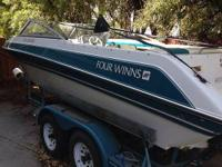 1992 Four Winns 200 Horizon Please contact boat owner