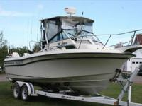 1992 Grady-White 244 Explorer Boat is located in