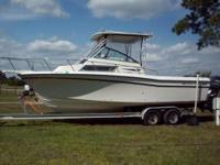 25' Grady White 252 Sailfish/SportBridge GT This boat