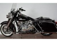 1992 Harley Davidson Electra Glide Sport. This Electra