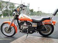 1992 Harley-Davidson Sportster XLH 1200. This bike is