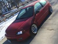 I have a 1992 Honda Civic eg hatchback that I purchased