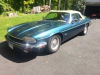 1992 Jaguar XJS Convertible This import classic