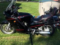 1992 Kawasaki Concours ZG1000,,,great shape...heated