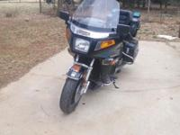 1992 Kawasaki Voyager 1200cc in great condition. No