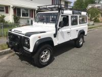 1992 Land Rover Defender 110 Excellent Condition.  It