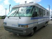 Offering a 1992 Land Yacht by Airstream.  This motor