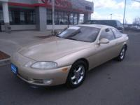 1992 Lexus SC 400 2dr Coupe Our Location is: Lithia