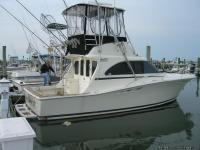 32 ft Luhrs 900 hrs with new canvas top 2012, new