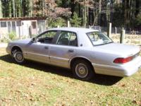 1992 Mercury Grand Marquis LS New Battery-- Very Good