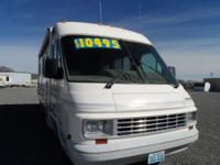 This Class A motorhome has 94,000 miles on it. Very