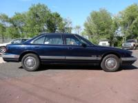 Need an inexpensive car? This 1992 Oldsmobile 88 Royale