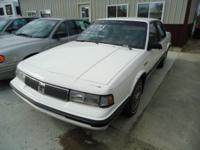 Options Included: N/ARecently reduced! This Oldsmobile