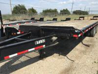 1992 Other BT132 BT132 20K LB GVWR - USED BLACK TRAILER