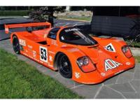 1992 Porsche 962C VIN: RLR 202 Engine No. 965301 Ran