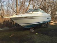 1992 Sea Ray 270 Weekender. Hi so I am selling my boat
