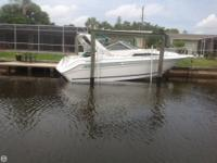 - Stock #080545 - This 1992 Sea Ray 300 Sundancer is in
