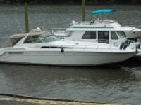 Check out this 1992 Sea Ray 500 Sundancer. 3rd owner is