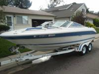 I am selling my 1992 Sea Ray Open Bow, 220 BR boat.