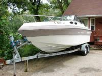 1992 Sea Sprite Cuddy Cabin Please call owner Brett at