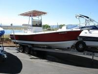 This is a 1992 Shamrock 19.6 ( 20 Ft. )It has the